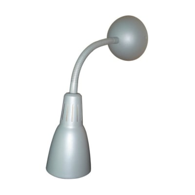Applique Fun argento Ø 10 cm