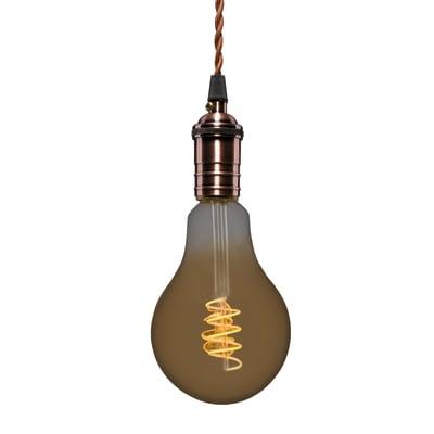 Lampadina decorativa LED Lexman E27 =25W globo luce calda 360°