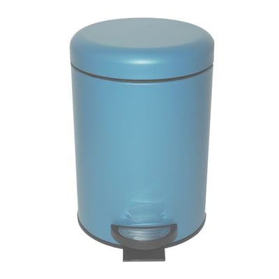 Pattumiera Pop blu 3 L