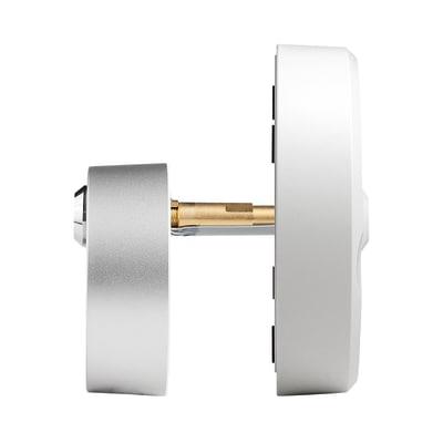 Spioncino digitale per porte blindate Konelco Smart WiFi nero