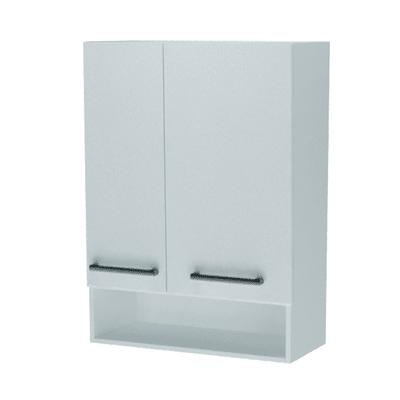 Pensile Lavatoio bianco 2 ante L 60 x H 65 x P 35 cm