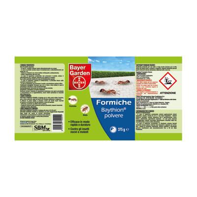 Insetticida Baythion polvere Bayer 375 g