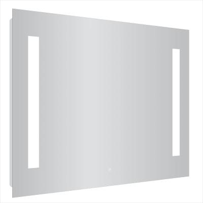 Specchio retroilluminato Easy 105 x 70 cm