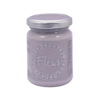 Colore acrilico azzurro Primary cyan opaco 130 ml Fleur
