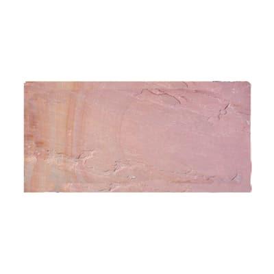 Lastra 40 x 60 cm Arenaria terracotta bancale da 84 pz, spessore 2,5 cm