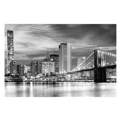 quadro su tela Manhattan view 95x145