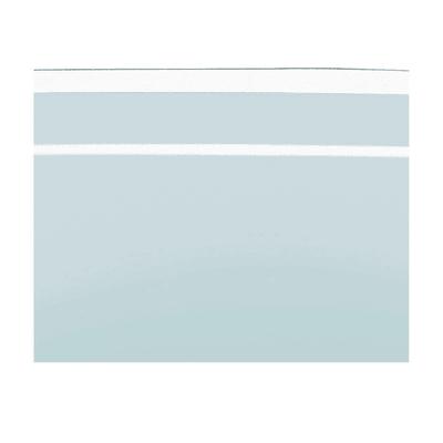Applique Planet bianco L 29 x H 14,5 cm
