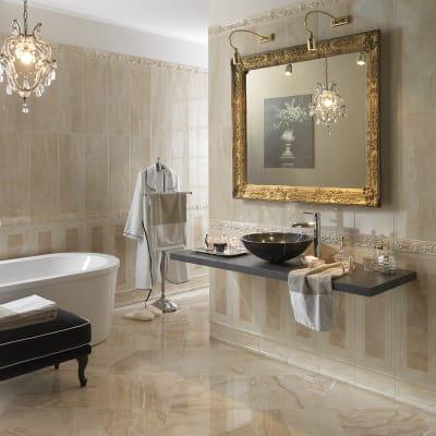 Piastrella Venezia Barcelona 45 x 45 cm beige