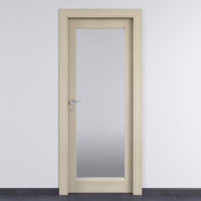 Porta da interno battente Shaula paglia 60 x H 210 cm dx