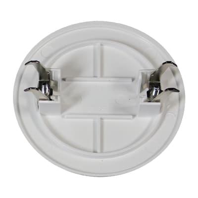 Coperchio per scatola di derivazione da incasso Ø 65 mm