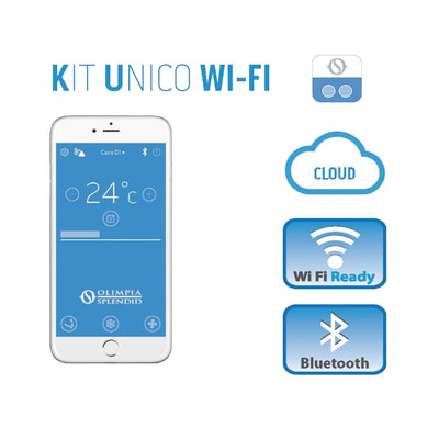 Modulo Wi-Fi condizionatori Unico