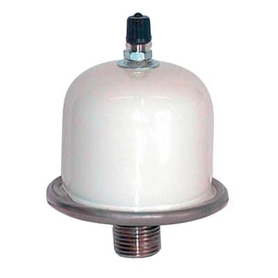 Ammortizzatore colpi di ariete 0,16 L M 1/2 3,5 bar 65x105