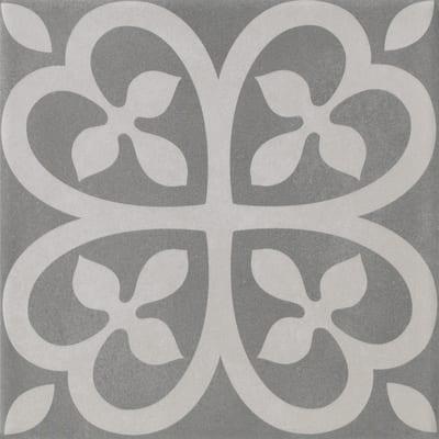Piastrella Villandry 20 x 20 cm grigio