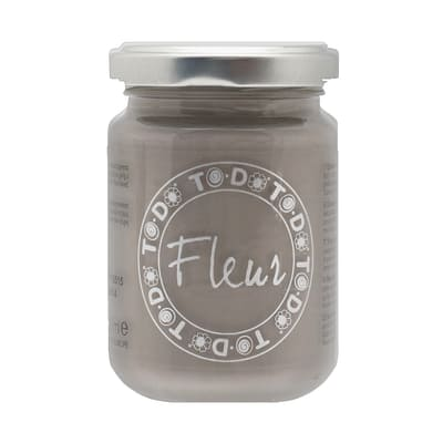 Colore acrilico grigio All about Grey opaco 130 ml Fleur