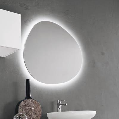 Specchio retroilluminato Eklettica Ø 90  cm