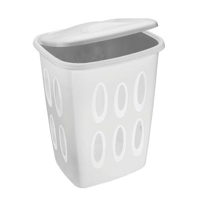 Portabiancheria bianco 45 L