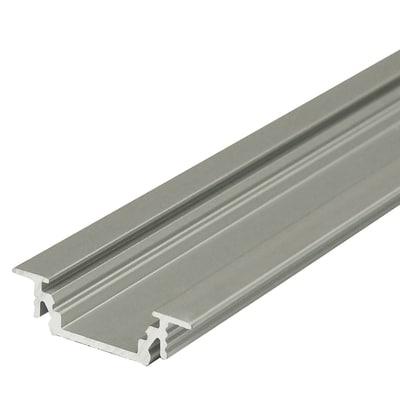 Profilo incasso alluminio 2mt