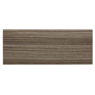 Battiscopa carta finish rivestito palissandro 10 x 80 x 2200 mm