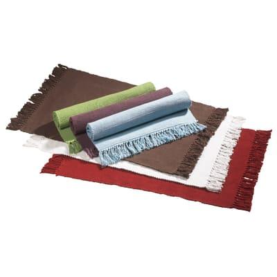 Tappetino cucina Basick rosso 50 x 80 cm