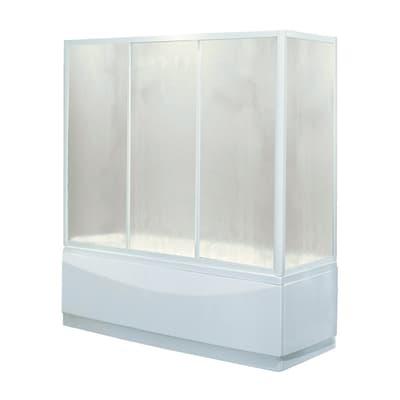 Parete vasca elba l 176 180 cm prezzi e offerte online for Parete vasca da bagno leroy merlin