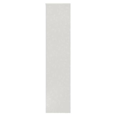 Tenda a pannello resinato Stampe Foglie panna 60 x 300 cm