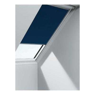 Tenda oscurante velux dop c04 1100 blu 55 x 98 cm prezzi e for Offerte velux prezzi