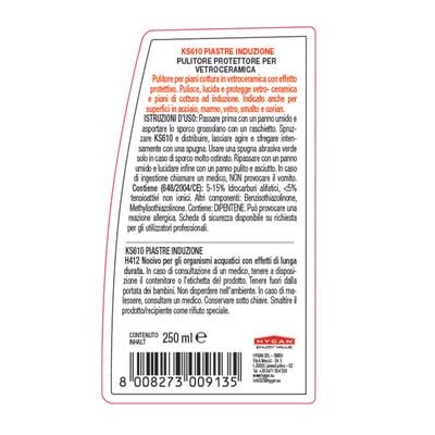 Detergente Maggiordomo Vetroceramica 250 ml