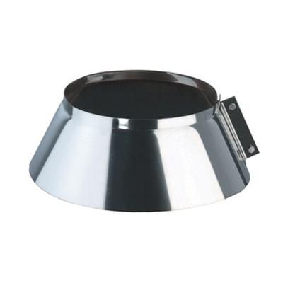 Fascetta per faldale acciaio inox AISI 304