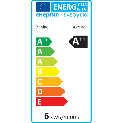 Lampadina LED R7S =48W giallo 320°