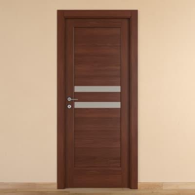 Porta da interno battente Malawi 1 70 x H 210 cm dx