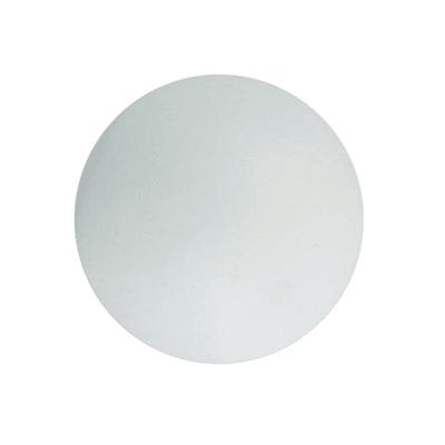1 pomolo bianco opaco Ø 29 mm