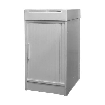 Mobile lavatoio Ice L 45 x P  50 x H 84 cm