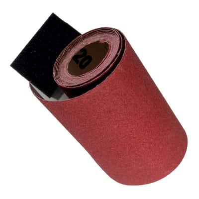 Rotolo abrasivo grana 120