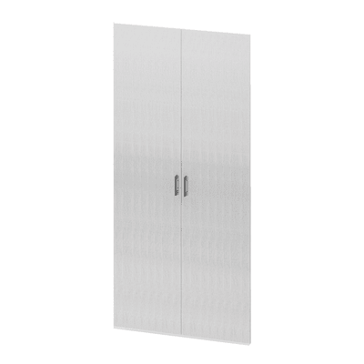 Anta Spaceo bianco L 45 x P 2 x H 128 cm