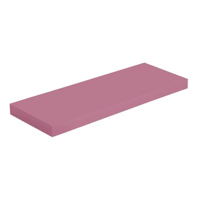 Mensola Spaceo rosa L 60 x P 23,5, sp 3,8 cm
