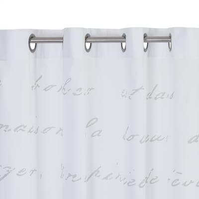 Tenda Harmonie bianco 140 x 280 cm