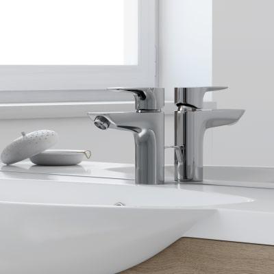 Mobile bagno Elise rovere L 100 cm