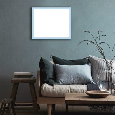 Cornice Vik azzurro 21 x 29,7 cm