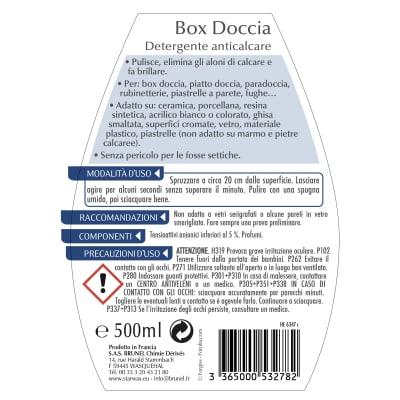 Detergente Starwax Box doccia 500 ml
