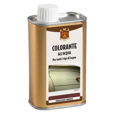Colorante Gubra mogano medio 250 ml