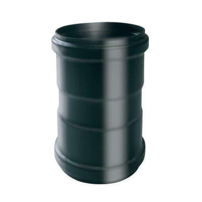 Manicotto F/F acciaio al carbonio smaltato