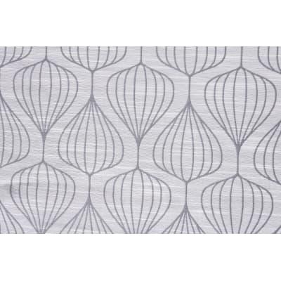 Tenda a pannello Seed grigio 60 x 300 cm
