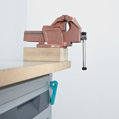 Banco da lavoro 3 cassetti, L113 x H86 x P65  cm, portata 600 kg