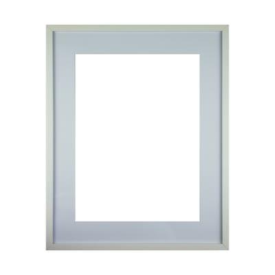 Cornice Milo bianco 40 x 50 cm