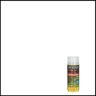 Smalto per ferro antiruggine spray Fernovus incolore brillante 0,4 L