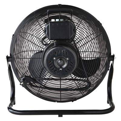 Ventilatore da pavimento Equation Jervis3 nero