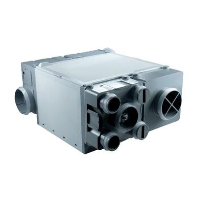 Sistema di ventilazione meccanica controllata doppio flusso