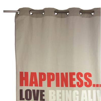 Tenda Happy multicolor 140 x 270 cm