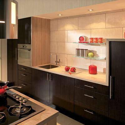 Cucina Delinia Wenge prezzi e offerte online | Leroy Merlin