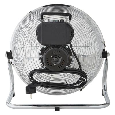 Ventilatore da pavimento Equation Jervis3 cromo